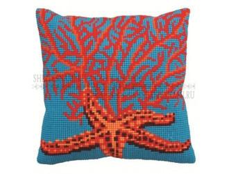 Подушка для вышивания 40*40 см.