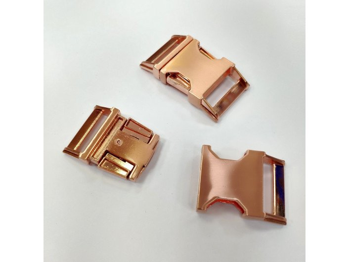Фастекс металл 25 мм. медь