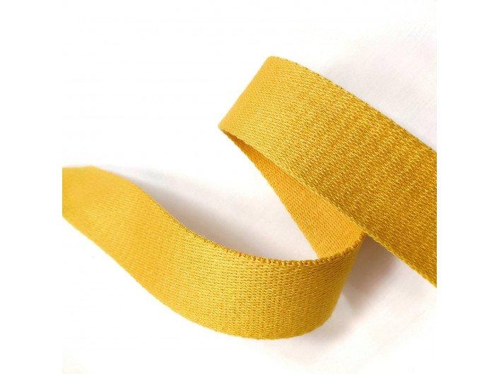 Стропа желтого цвета 3,2 см