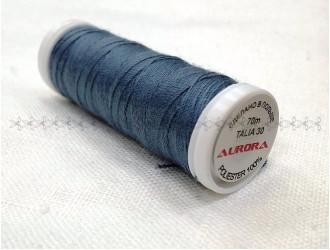 Нитки для джинсы Aurora 8095