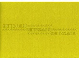 Фетр 1 мм. Лимонный №643