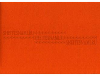 Фетр 1 мм. Оранжевый №627