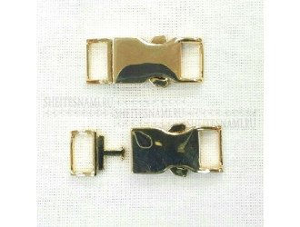 Фастекс металл 10 мм. ЗОЛОТО