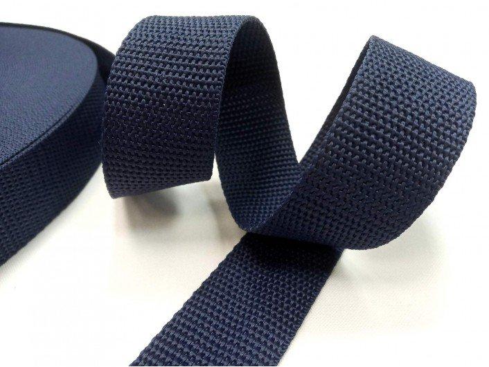 Стропа темно-синяя 30 мм