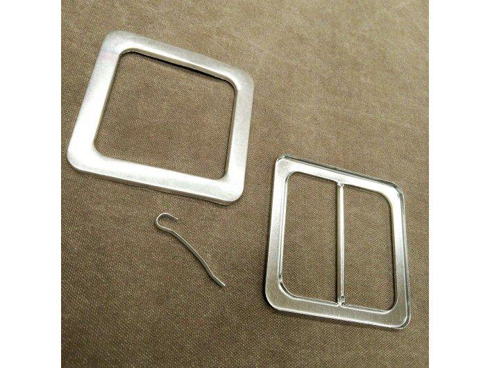 Заготовки для обтяжки пряжек 60 мм