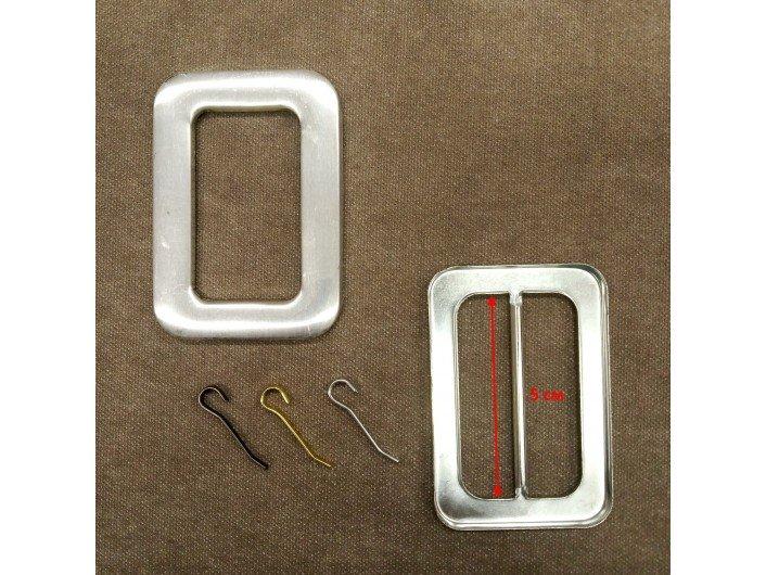 Заготовки для обтяжки пряжек 50 мм